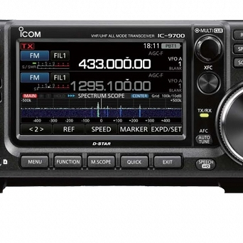 ICOM IC-9700  VHF/UHF/1.2GHZ