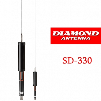 SD330 Diamond Screwdriver antena mobilna KF