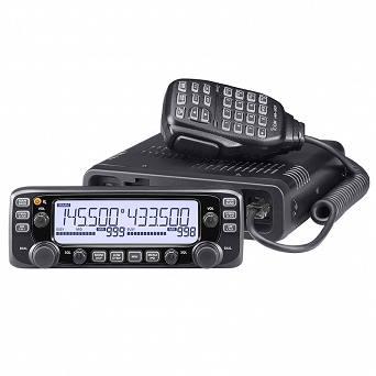 Icom IC-2730E + UT-133 moduł bluetooth