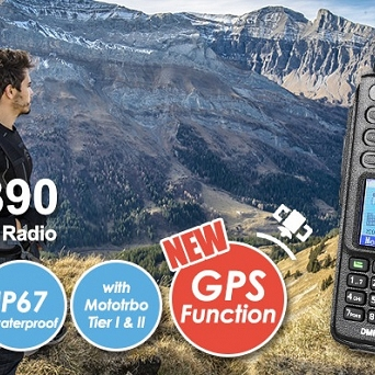 TYT MD-390 z GPS IP67