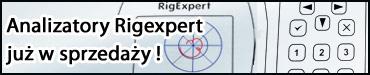 Analizatory RigExpert dostępne w Avanti